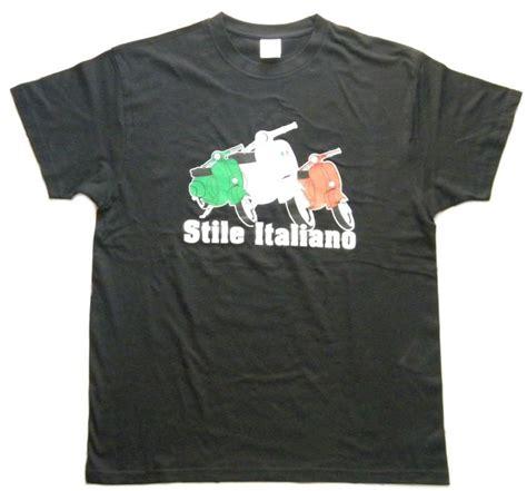 T Shirt Vespa 5 t shirt vespa stile it varie misure colori cod t
