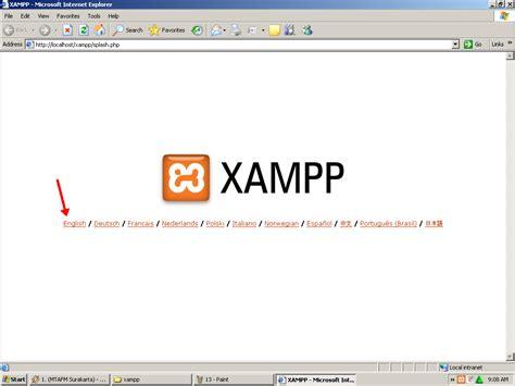 membuat web localhost cara membuat localhost dengan xampp indonesia security cyber