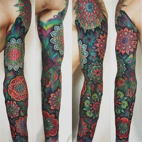 colorful sleeve tattoos 1000 images about sleeves on sleeve