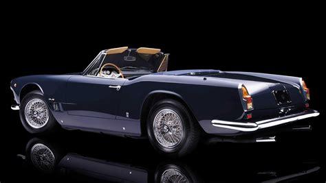 Maserati 3500gt by 1961 Maserati 3500gt Vignale Spyder