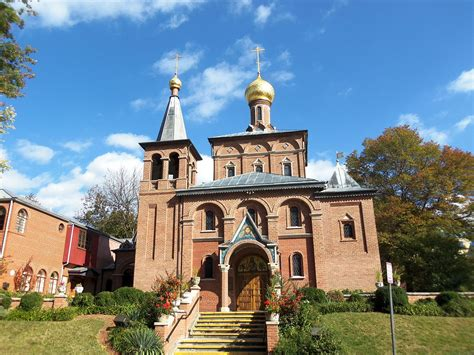russian orthodox church dc