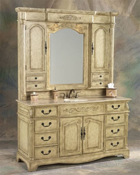 Masters Bathroom Vanity Our Master Bathroom Vanity Hutch For The Home Pinterest