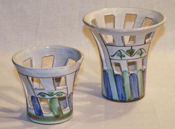 kerzenleuchter windlicht windlichter und weihnachtliche keramik