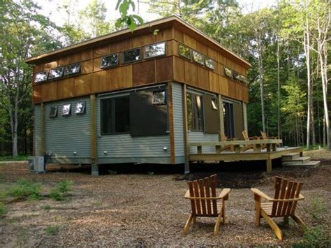 cottage prefabbricati jetson green green home prefab cottage in a day