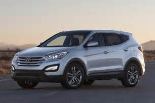 hyundai new car 2013 2013 hyundai santa fe sport new car review autotrader
