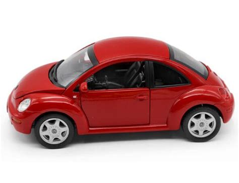 Welly 1 32 New Mini Hach Yellow yellow 1 24 scale welly diecast vw new beetle model