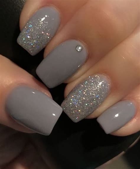 nail color ideas nail color ideas nails in 2019 nails gray nails