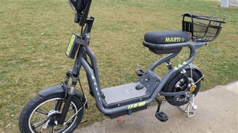 elektrikli scooter kiralama girisimi marti elektrikli