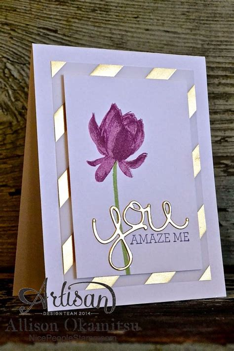Lotus Handmade Cards - 17 best images about lotus blossom cards on