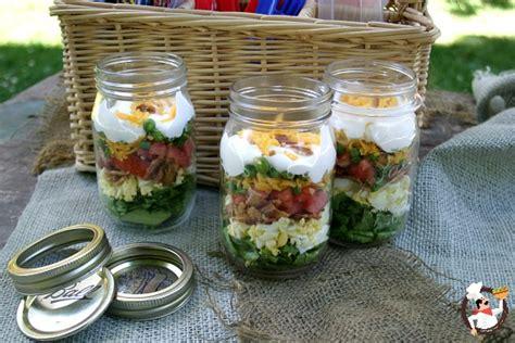 printable salad in jar recipes fourth of july salads seven layer salad recipe pocket