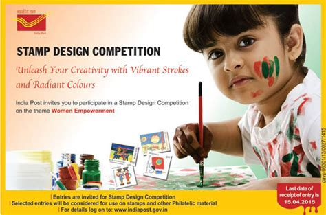 design contest terms and conditions indian philately digest news march 2015