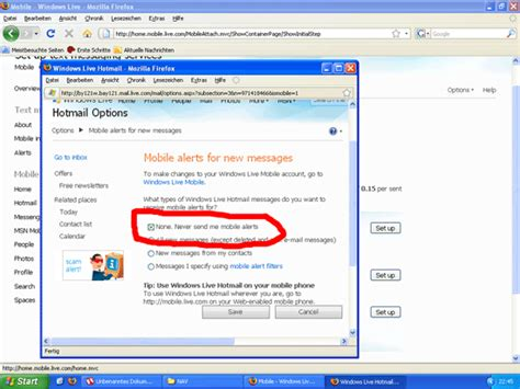 hotmail sign up mobile phone forwarding hotmail to any other email account