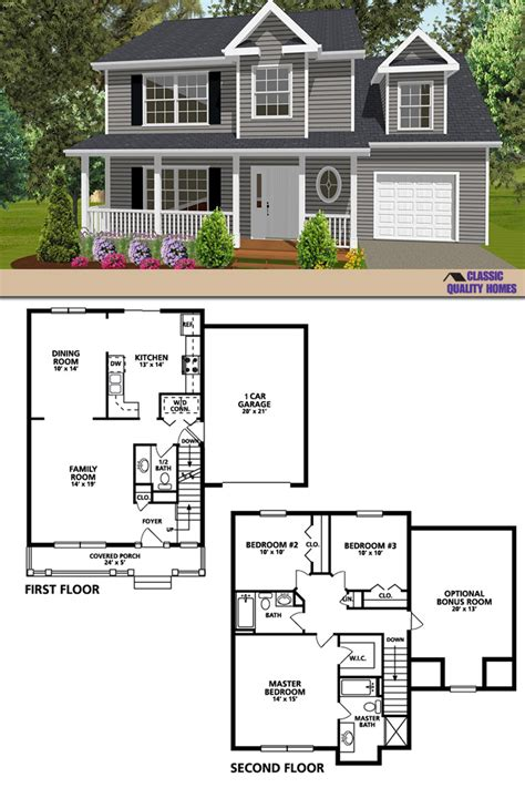 the pinebrook classic quality homes