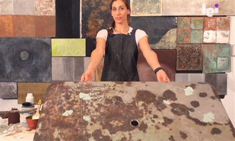 come restaurare un tavolo come restaurare un tavolo in ferro arrugginito leitv
