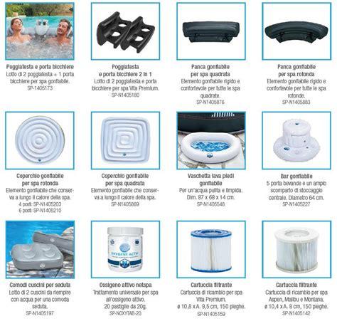 accessori vasca idromassaggio vasca idromassaggio da esterno gonfiabile 5 6 persone silver