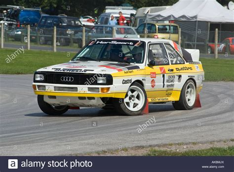 Old Audi Rally Cars by Audi Quattro Rally Car In Stock Photos Audi Quattro