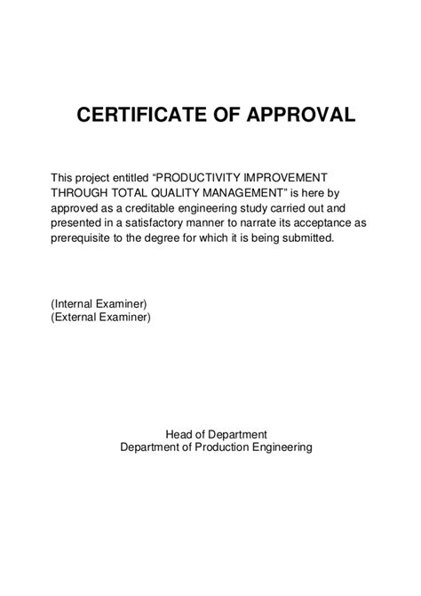 certificate of acceptance template 28 certificate of acceptance template certificate of