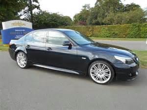 Used Bmw 5 Series For Sale Used Blue Bmw 5 Series 2006 Diesel 535d M Sport Saloon