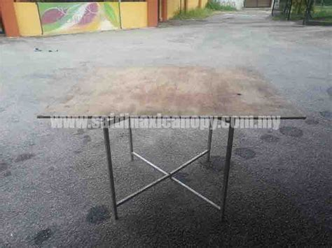 Meja Jualan harga jualan meja petak