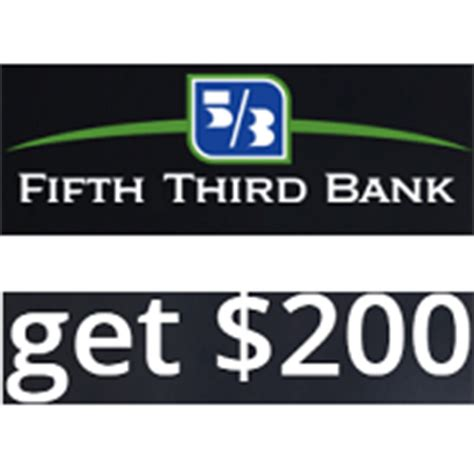 Fifth Third Bank Letter Of Credit Fifth Third 200 Checking Bonus Fl Ga Il In Ky Mi