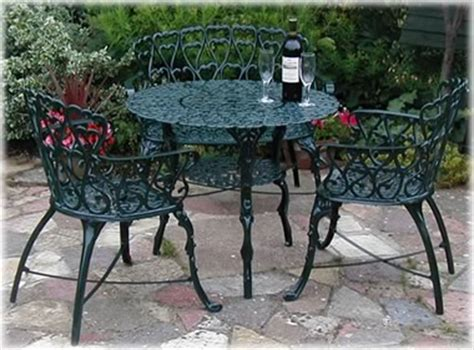 cast iron patio furniture sets houseofaura cast iron patio sets cast iron patio