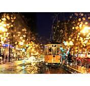 San Francisco In The Rain  PhotoPekacom