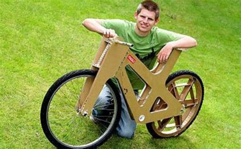 How To Make A Bike Out Of Paper - paper bike rider talkgreen