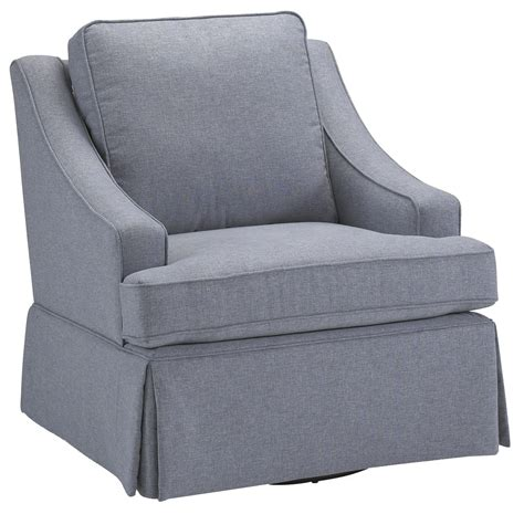 Best Home Furnishings Chairs Swivel Glide Contemporary Swivel Glide Chair