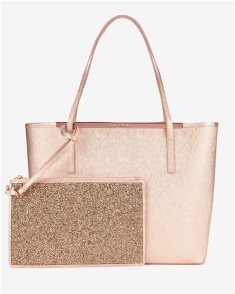 Update Devi Kroell Designer Handbags For Target by Bag Gold Ted Baker Metallic Tote Bag