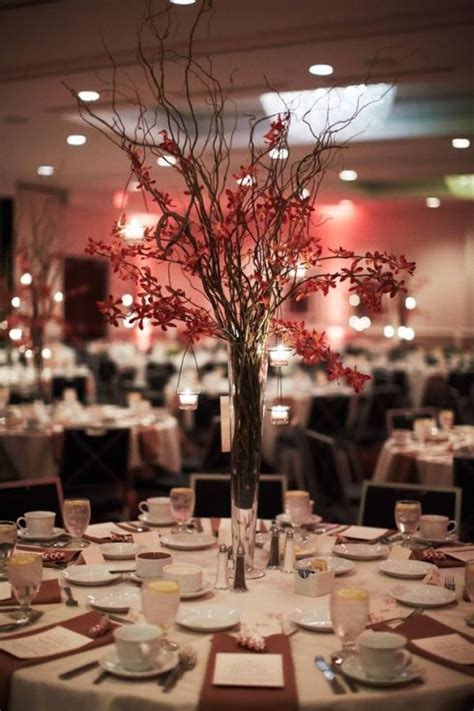 Best 25  White branch centerpiece ideas on Pinterest