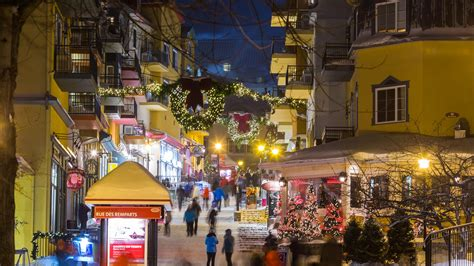 capitola village shopping dining activities find mountain village tremblant