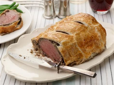 Tv Dinners Hells Kitchen Beef Wellington by Beef Wellington Recipe Nancy Fuller Food Network