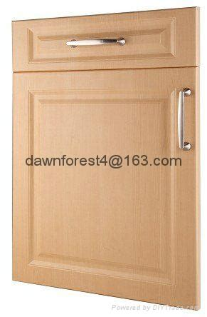 kitchen cabinet door manufacturers thermofoil pvc kitchen cabinet door 065 dfw china