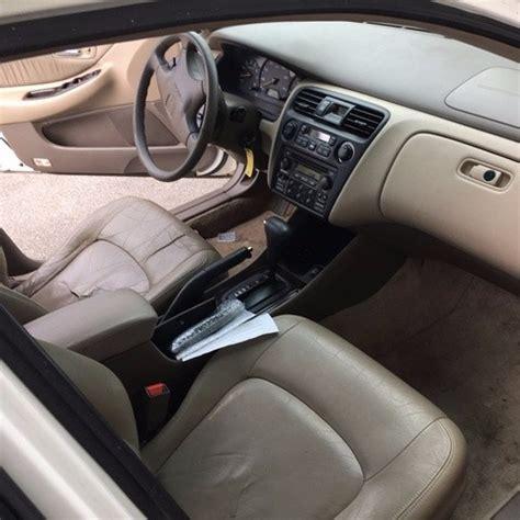 2000 honda accord interior pictures cargurus