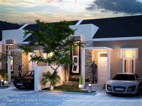 desain rumah minimalis etnik desain rumah etnik modern rumah minimalis terbaru