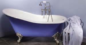 Long Bathtubs 7 Foot 6 Long Hand Painted Slipper Claw Foot Tub My Dream