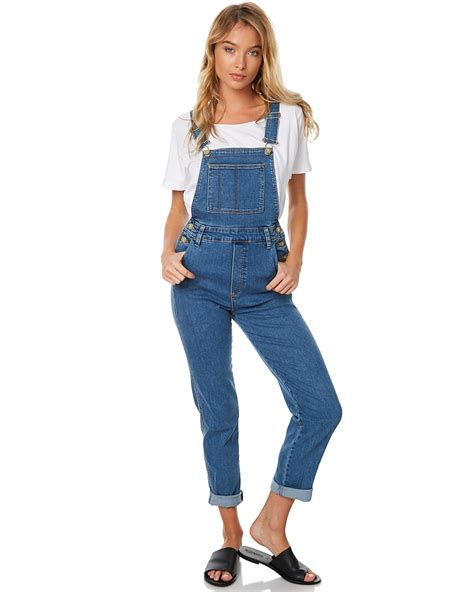 Prilly Overall Blue 1 a brand 94 slim womens overall los feliz surfstitch