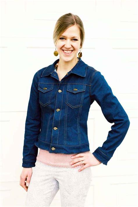 pattern for jeans jacket bundle kingston jacket mommy and me denim jacket sewing