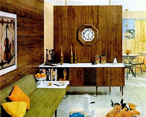 1960s living room 60s living room interiors pinterest