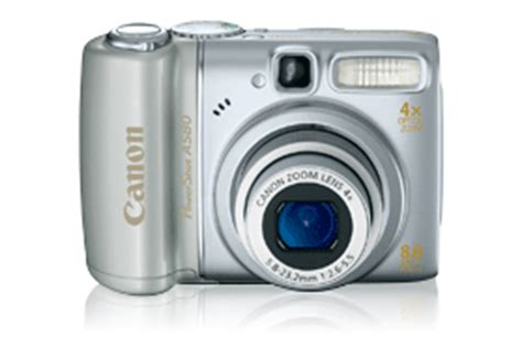 canon u.s.a. : support & drivers : powershot a580