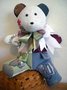 how to make a memory bear hidden treasure crafts and 1000 images about quilting memory bears pillows on