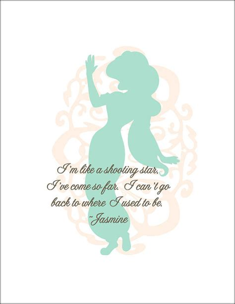 items similar to walt disney princess jasmine print on etsy