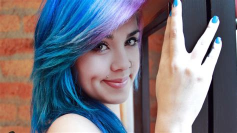 wallpaper blue hair kieve suicidegirls hd 1080p wallpapers download suicide