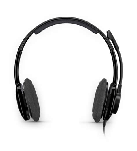 Logitech Stereo Headset H 250 301 moved permanently