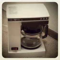 Mr coffee jr 4 cup automatic coffee pot 1970 s 1980 s retro