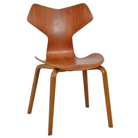 Swivel Leather Armchair Arne Jacobsen Grand Prix Chair At 1stdibs
