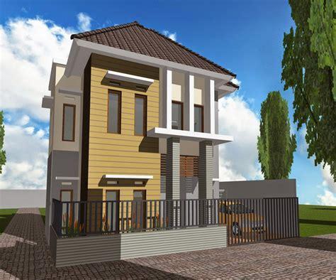 desain dapur minimalis sempit kumpulan gambar contoh desain rumah minimalis 2 lantai