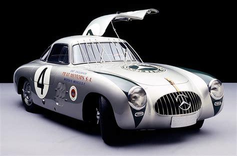 1952 1953 mercedes 300 sl racing car