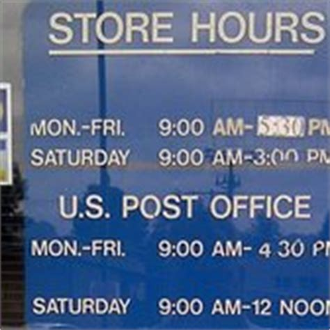 Post Office Saturday Hours by Post Masters Post Offices Sherman Oaks Ca United