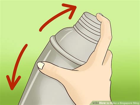 how to make a sling 10 steps with how to make a singapore sling with pictures wikihow